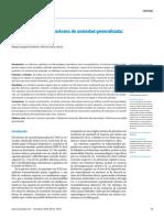 Neuropsicología del trastorno de ansiedad generalizada