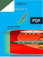 English 8 Teachers Guide