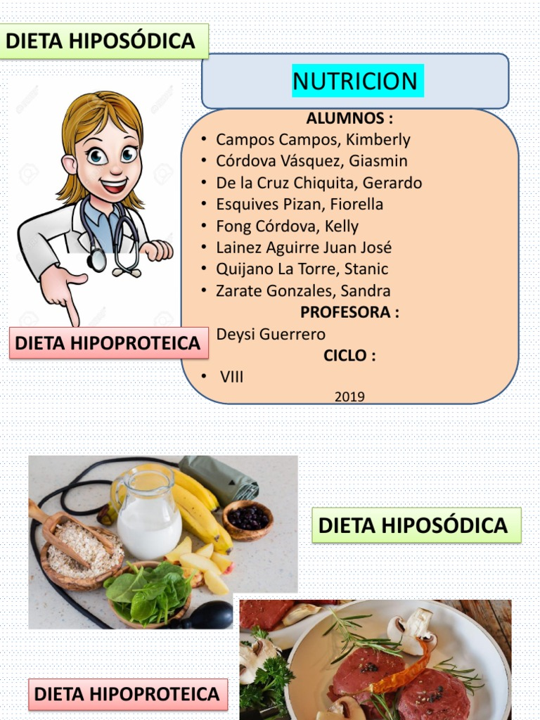 Alimentos Permitidos Y No Permitidos En La Dieta Hipoproteica Dieta Hipoproteica Adelgaza Reduciendo Las Proteínas