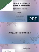 Asociación en Participación