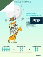 Infografia Aprendizaje cooperativo