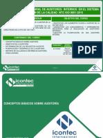 11ve07-V1formación Empresarial de Auditores Internos en El Sistema de Gestión de La Calidad n