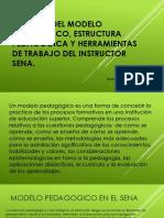 Impacto Del Modelo Pedagógico, Estructura Pedagógica _Actvidad 4