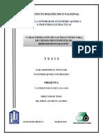 Tesis Caracterización de Las Fracciones Sara de Crudos Provenientes de Hidrodesintegración