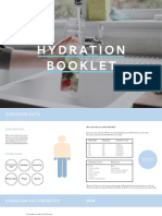 Hydration Booklet