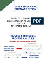 Bio Process Simulation