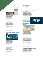 Poemas Poesias Cuentos Fabulas 5 de Cada Uno Con Imagen