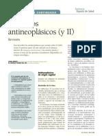 MEDICAMENTOS ANTINEOPLASICOS CANCER II PARTE