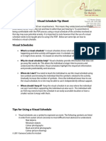 visual-schedule-tip-sheet
