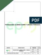 Ra8-035 Transiciones Aluminio - Cobre Vf