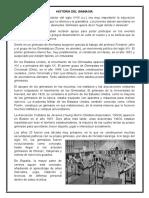 Historia Del Gimnasia