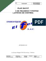 Manual Haccp - Cp El Ferrol Sac - Set 2011 - Anchoado