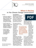 Where Is Nuclear In The Climate Change Conversation?