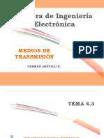 Tema 4.3 Transmisores Opticos