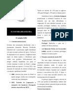 Formação Econômica Brasileiro