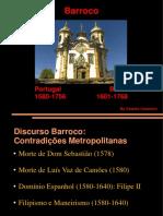 Aula Barroco Port Bras