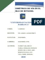 Informe de Caminos i Finaaal