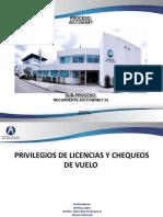 Licencias RAC