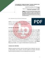 CAS LAB 6462-2017-Lima~Indemnización vacacional no alcanza a gerentes que hayan decidido no hacer uso de vacaciones