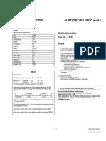 Protocolos DiaSys Stardust MC15