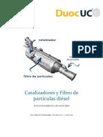 Catalizadores y Filtro de Partículas Diésel