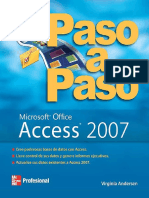 Paso a paso. Microsoft Office Access 200 - Virginia Andersen.pdf