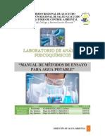 Manual de Laboratorio Para Analisis Fisicoquimico 1 Liz