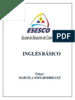 Módulo de Inglés Básico