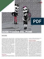 Punk historia