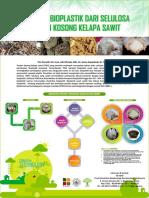 Oil Palm Bioplastik