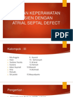 Ppt Asuhan Keperawatan Atrial Septal Defect