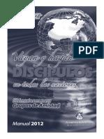 Hacer Discipilos 2012 Crop