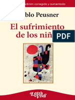Peusner - El sufrimiento de los niños