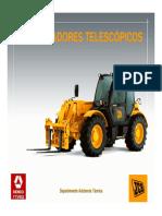 Manual Grúa JCB