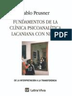 fundamentos de la clínica psicoanalítica Lacaniana con niños