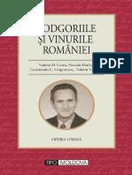 Podgoriile Si Vinurile Romaniei