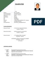 Curriculum Municipalidad