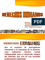 Derechos Humanos (Actualizado)