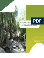 Informe Ejecutivo 2007 2008