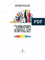 The Animator's Survival Kit Expanded - Richard Williams
