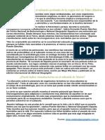 Detectan Cianobacterias en El Subsuelo Profundo de La Región Del Río Tinto