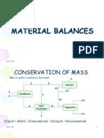 materi ajar material balance