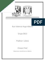 E...Relaciones interétnicas en México.docx