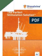 Dissolvine StimWell - Brochure