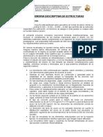 2. MEMORIA DESCRIPTIVA -ESTRUCTURAS.doc