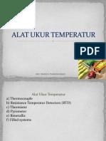 Alat Ukur Temperatur Infra Red