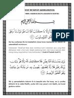 7 Ayat Keselamatan