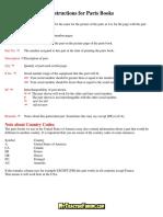 L275 Parts Manual