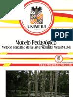 Modelo Pedagógico MEUM