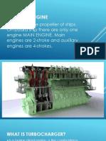 Main Engine - Derilo